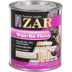 Тунговое масло для дерева Zar Tung Oil Wipe-On Finish