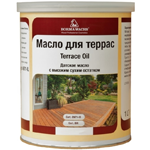 Масло для террас Terrace Oil Borma Wachs