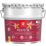 Интерьерная матовая эмаль Tikkurila Euro Pesto 10