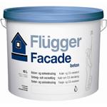 Фасадная краска Flugger Facade Beton