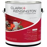Фасадная матовая антивандальная краска Clark Kensington Flat Premium