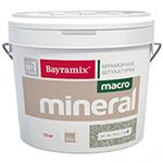 Мраморная штукатурка Bayramix Macro Mineral