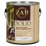 Укрывное масло по дереву Zar Solid Color Deck Siding Eexterior Stain