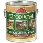 Пропитка для дерева Ace Wood Royal Deck Siding Oil Stain