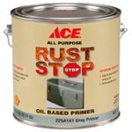 Антикоррозийный грунт по металлу ACE Rust Stop Primer