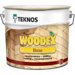 Грунтовочный антисептик для дерева Teknos Woodex Base