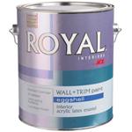 Шелковисто-матовая интерьерная краска Royal Eggshell Interior Wall Trim