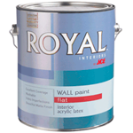 Интерьерная краска для стен Royal Flat Interior Wall Paint