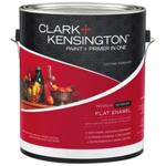 Интерьерная матовая антивандальная краска Clark Kensington Premium