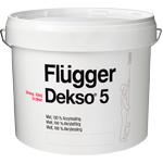 Интерьерная акриловая краска Flugger Dekso 5