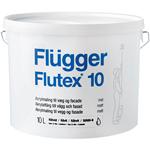 Акриловая интерьерная краска Flugger Flutex 10