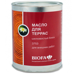 Масло для террас Biofa 3753