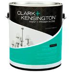Потолочная акриловая краска Clark Kensington Flat Ceiling White