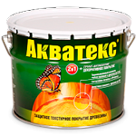 Пропитка для дерева Акватекс Классик