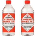 Растворитель для распыления Tikkurila Ruiskuohenne 1032